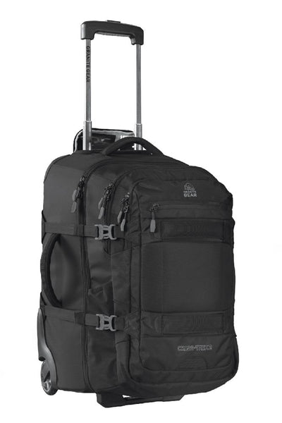 Granite Gear Cross Trek 2 Wheeled Carry-On with 28L Removable Backpack
