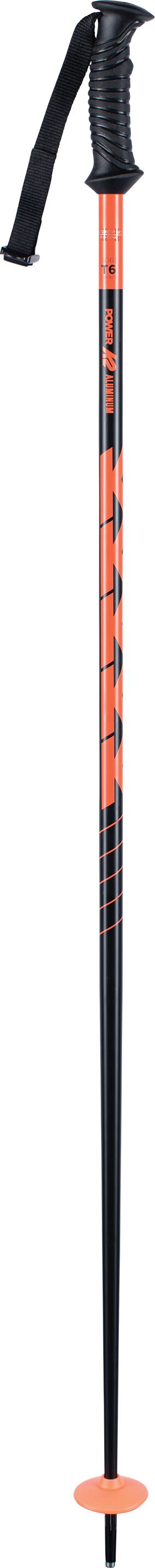 K2 Power Aluminium Ski Poles 2021 - Men's