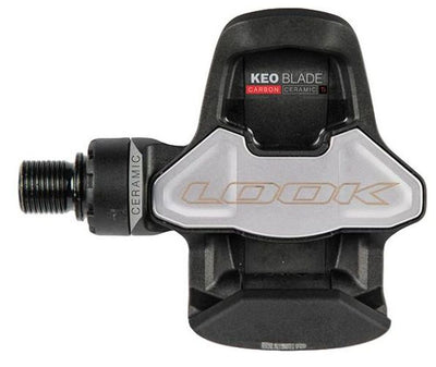 LOOK Keo Blade Carbon Ceramic TI Road Pedals - Black