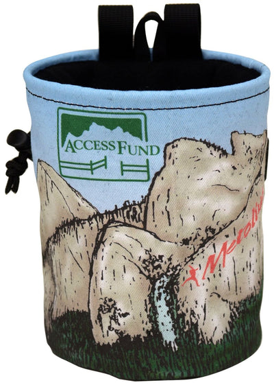 Metolius Access Fund Destinations Chalk Bag