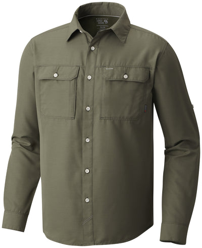 Mountain Hardwear Canyon LS Shirt - Men's