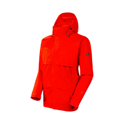 Mammut Heritage HS Hooded Jacket - Men's
