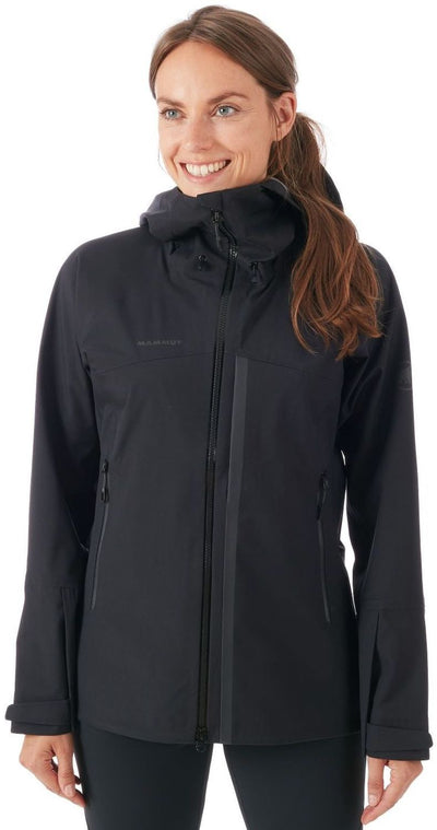 Mammut Masao Hooded Jacket - Women's
