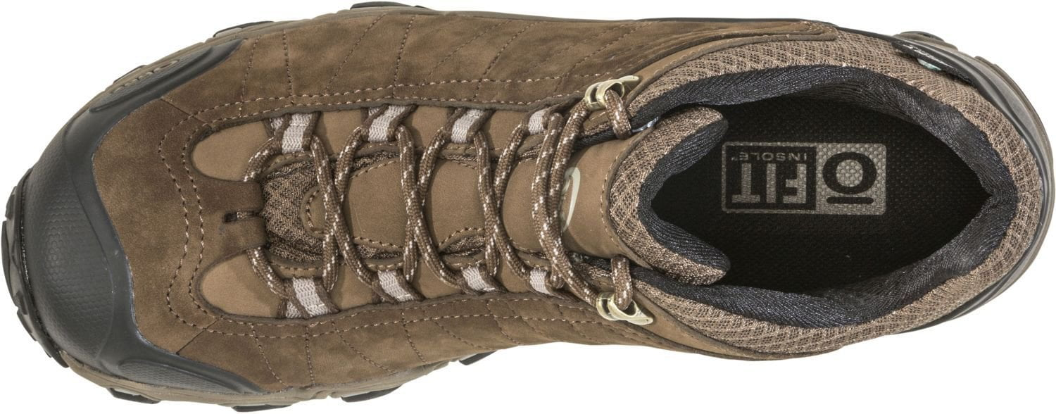 450ce15a813 Oboz Bridger Low B-DRY Hiking Shoe - Men's
