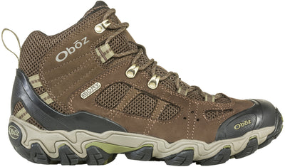 Oboz Men's Bridger Vent Mid B-DRY Waterproof Hiking Boot