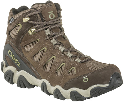 Oboz Men's Sawtooth II Mid B-DRY Waterproof Hiking Boot