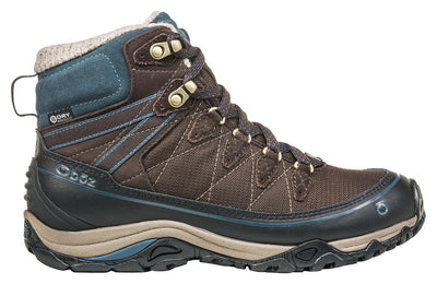 "Oboz Juniper 6"" Insulated B-Dry Winter Hiking Shoes - Women's"