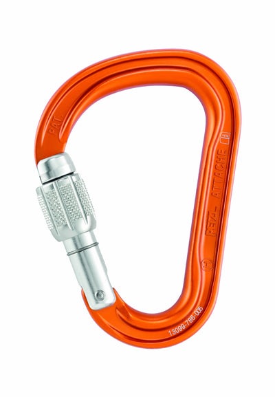 Petzl Attache Screw-Lock Carabiner