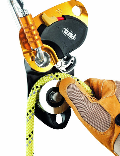 Petzl Traxion Pulley Rope Clamp