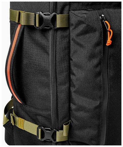 Roark 5 Day Mule 55L Bag - Black