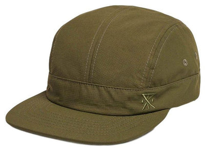 Roark Boatman Camper Strapback Hat - Men's Military