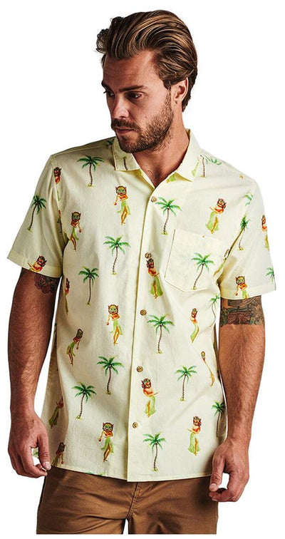 Roark Panji Hula Button Up Shirt - Men's