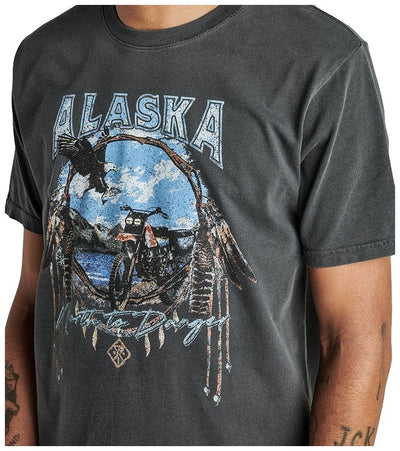 Roark North To Danger Tee - Men's