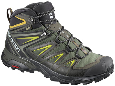 Salomon X Ultra 3 Mid GTX Hiking Shoes - Men's
