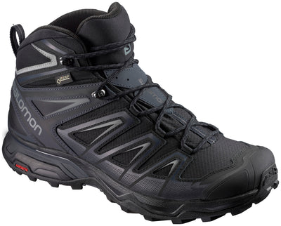 Salomon X Ultra 3 Wide Mid GTX Hiking Shoes - Men's
