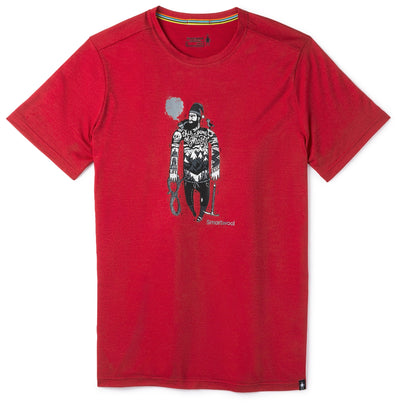 Smartwool Merino Sport 150 Game of Ghosts Tee - Men's
