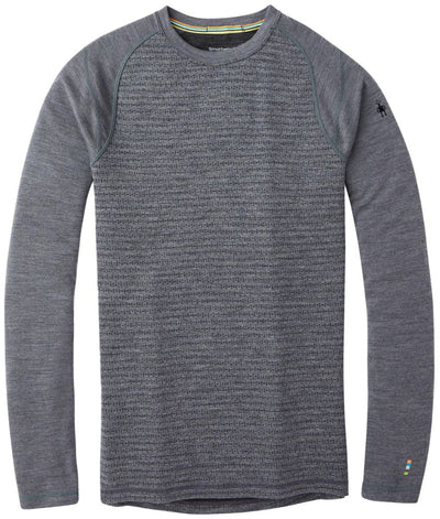 Smartwool Merino 250 Base Layer Pattern Crew Shirt - Men's