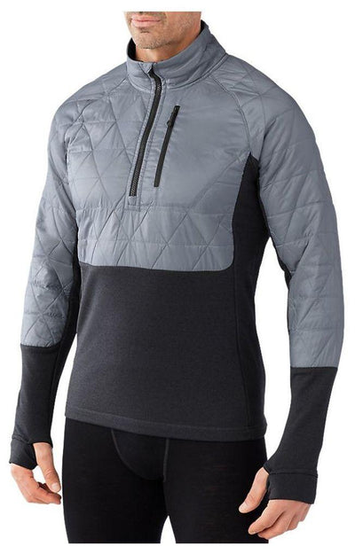 Smartwool Propulsion 60 Hybrid Half Zip Jacket - Men's