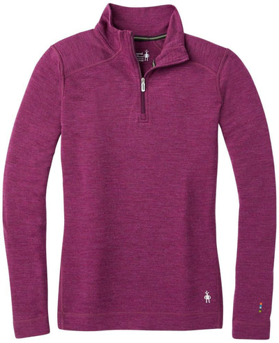 Smartwool Merino 250 Base Layer 1/4 Zip Shirt - Women's