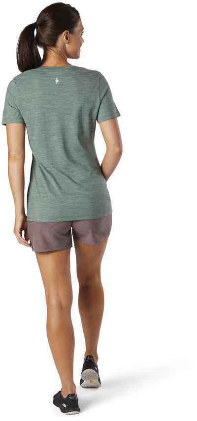Smartwool Merino Sport 150 Camping With Friends Graphic Tee - Women's