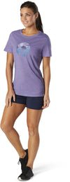 Smartwool Merino Sport 150 Sunset Stream Graphic Tee - Women's