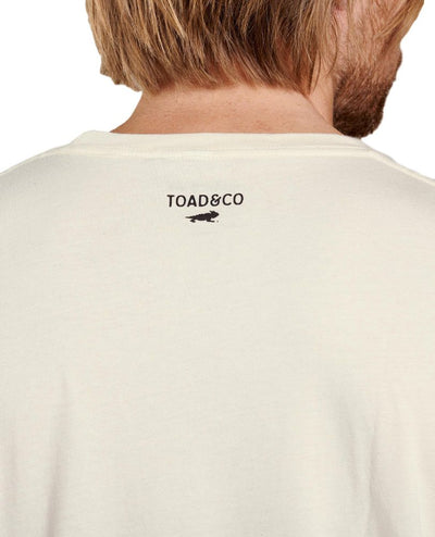 Toad&Co Hike Nude Tee - Men's