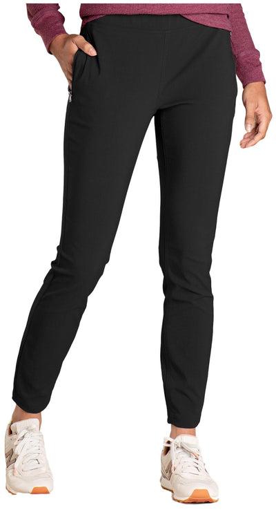 Toad&Co Rover Moto Crop Pant - Women's