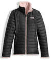 The North Face Girls' Reversible Mossbud Swirl Jacket - Kid's