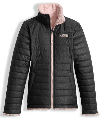The North Face Reversible Mossbud Swirl Jacket - Girls'