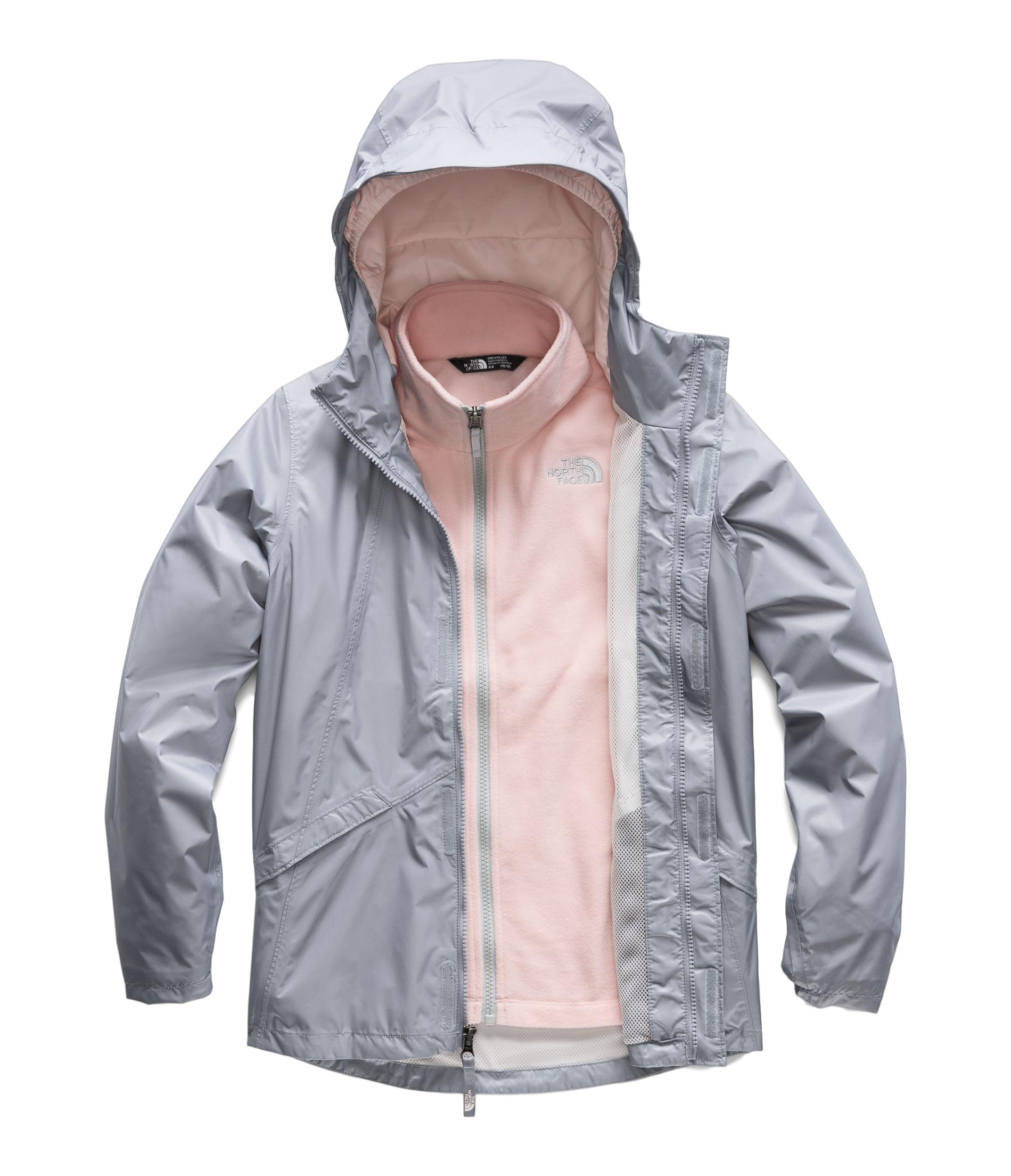 b407fdf88 The North Face Girls Stormy Rain Triclimate Jacket - Kid's