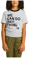 The North Face Girls Short Sleeve Graphic Tee - Kid's