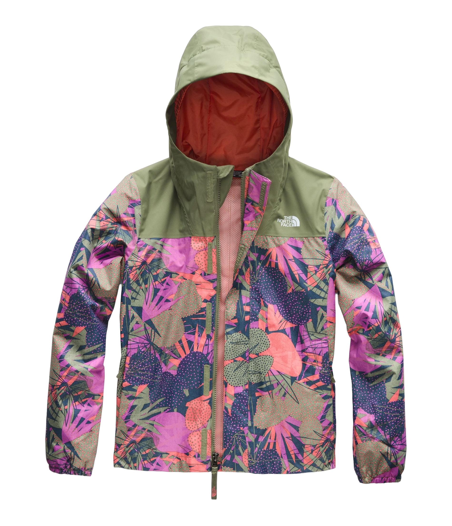b9591ce0 The North Face Girls Resolve Reflective Jacket - Kids - Gear Coop