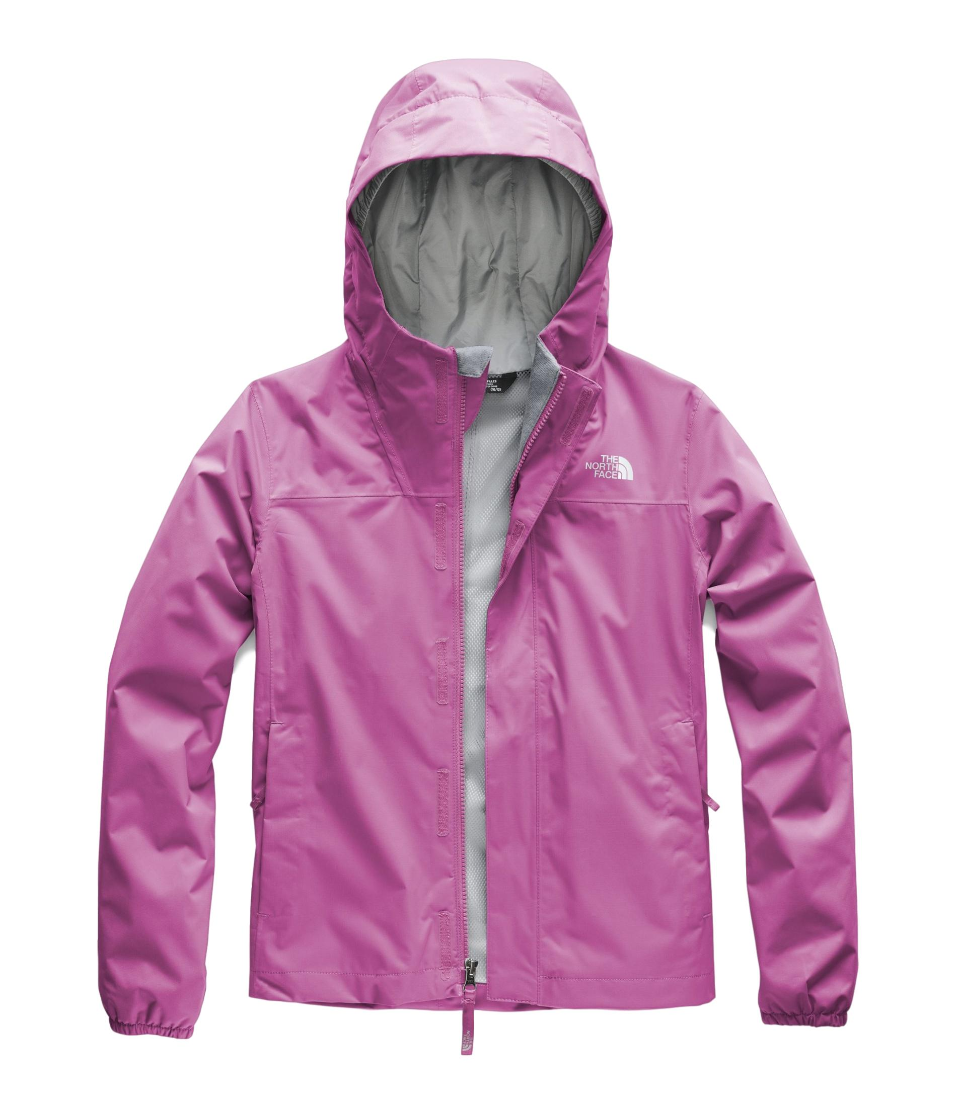 dce4aaf31 The North Face Girls Resolve Reflective Jacket - Kids