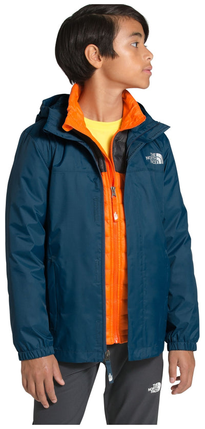 The North Face Boys Resolve Reflective Jacket - Kid's