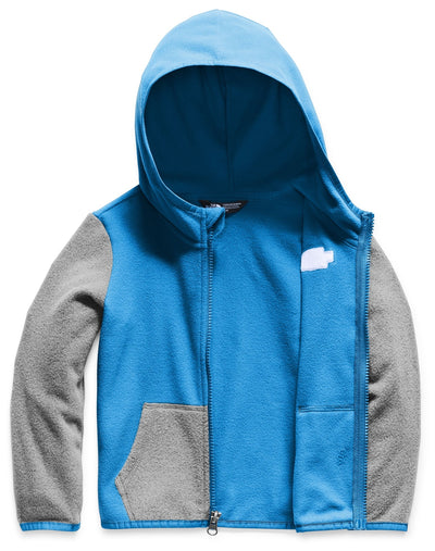 The North Face Toddler Glacier Full Zip Hoodie - Kid's