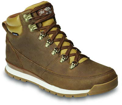 The North Face Back To Berkeley Redux Leather Boots - Men's