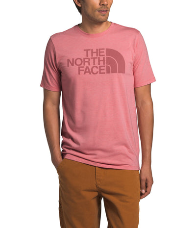 The North Face SS Half Dome Tri-Blend Tee - Men's