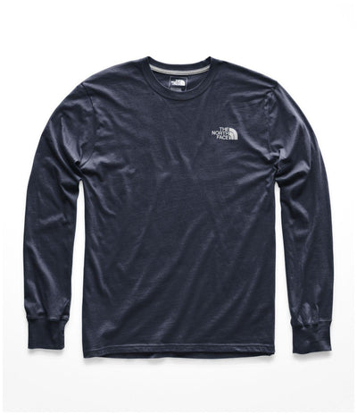 The North Face Long Sleeve Red Box Tee - Men's