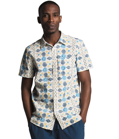 The North Face S/S Baytrail Pattern Shirt - Men's