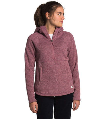 The North Face Crescent Hooded Pullover Hoodies - Women's