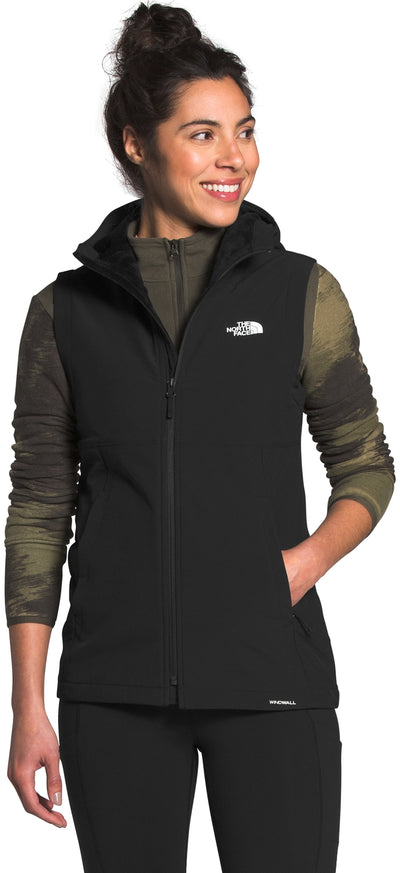 The North Face Shelbe Raschel Cya Hooded Vest - Women's