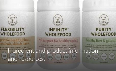 Click here for ingredient and product information