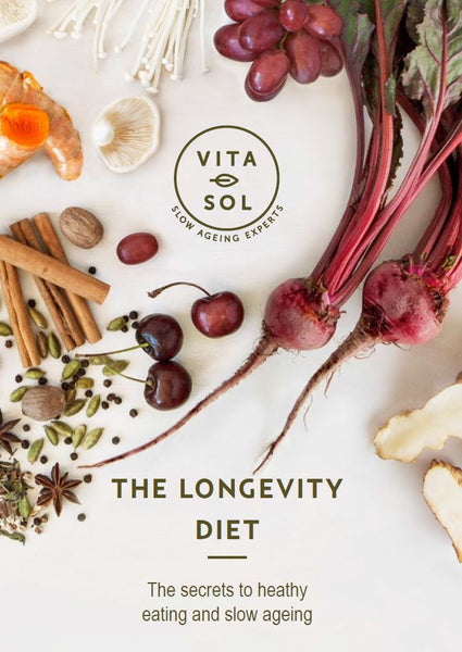 The Longevity Diet - Free ebook - Vita-sol
