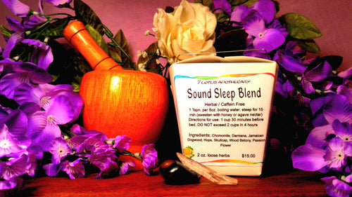 Sound Sleep Blend