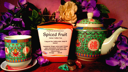 Spiced Fruit