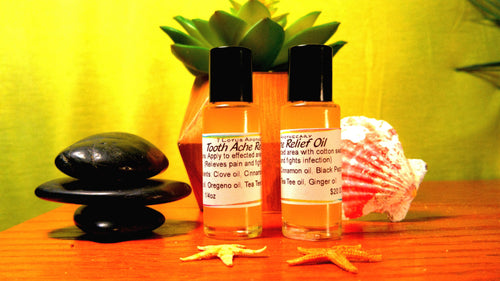 Tooth Ache Relief Oil