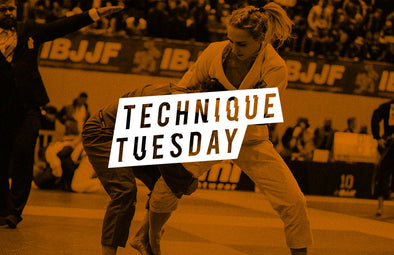 Technique Tuesday with Ffion Davies