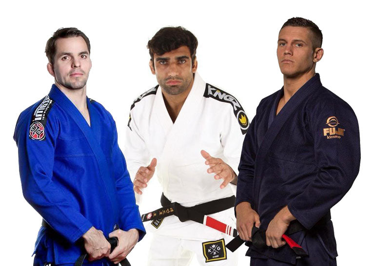 Battle of the Basics - BJJ Gi Comparison