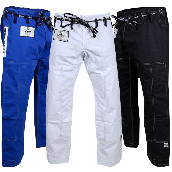 Jiu Jitsu Gi Pant Debate - Ripstop vs. Cotton