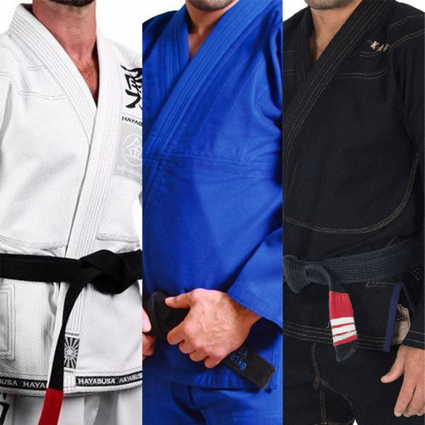 BJJ Gi Weaves: What's the Difference?
